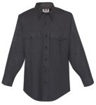 Fechheimer 47W3910 Men's Long Sleeve Black 70%P/28%R/2%L