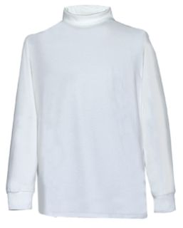 Fechheimer 52500 WhiteTurtleneck Shirt