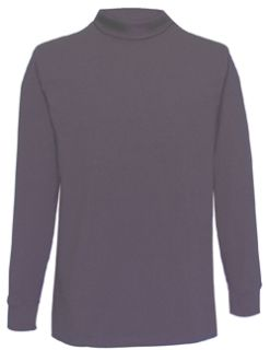 Fechheimer 52586 Navy Turtleneck Shirt