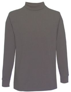 Fechheimer 52610 Black Moc Turtleneck Shirt
