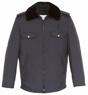 Fechheimer 58151 Black Ultra Protective Jacket