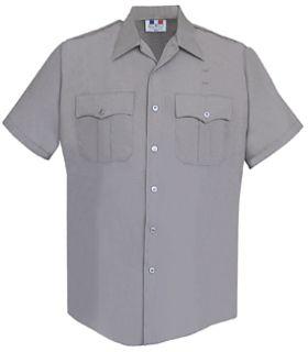 Fechheimer 65R5441 Silver Gray Shirt