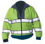 Reversible Hi-Visibility LAPD Navy/Fluorescent Yellow