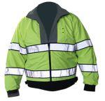 Fechheimer 73161 Black Reversible Jacket