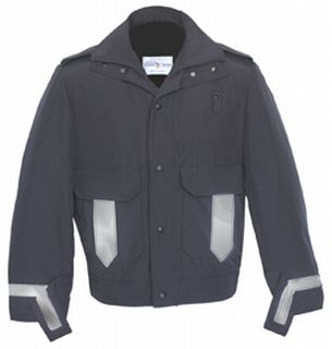Fechheimer 78190 Navy Gortex Jacket