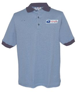 Fechheimer 80T4026 Retail Clerk Men's Short Sleeve Knit Shirt