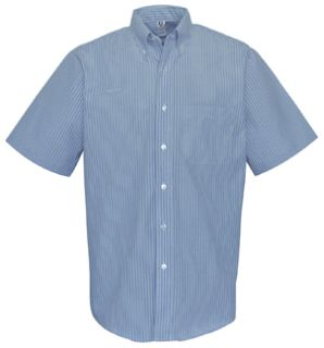 Fechheimer 82L4345 New Clerk Short Sleeve Shirt