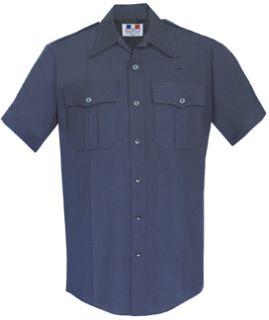 Fechheimer 85R5886 Mens Short Sleeve Bdu Police Shirt Lapd