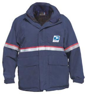 Fechheimer 86100 Usps Waterproof All-Weather Gear Parka