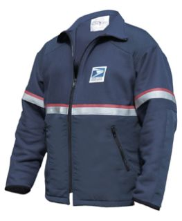 Fechheimer 86140 Usps Intermediate Fleece Zip-In Jacket L