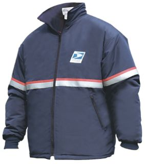 Fechheimer 86180F Female Usps Heavy Fleece Zip-In J