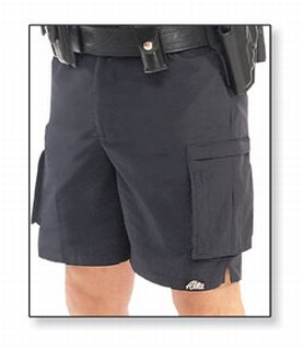 Fechheimer A150BK Black Lined Short