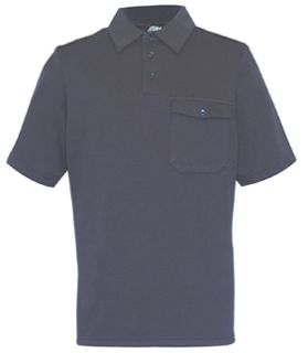 Fechheimer A730NV Navy Power dry Jersey Shirt