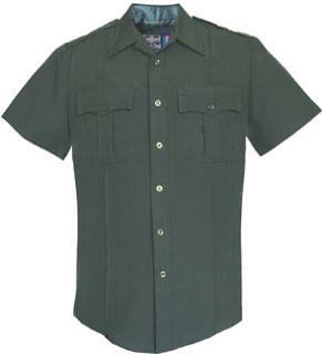 Fechheimer UD12016 Women's Spruce Green Short Sleeve Shirts