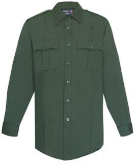 Fechheimer UD12036 Spruce Green GreenLong Sleeve WoMen's Trop Shirt