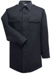 Fechheimer UD120W9586 Lapd Blue Womens Long Sleeve Shirt 100% Wool Tro