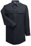 Fechheimer UD20W9586 Lapd Blue Mens Long sleeve Shirt 100% Wool Tropi