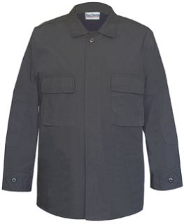 Fechheimer UD4200BK Black BDU 2 Pocket Shirt