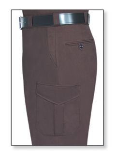 Fechheimer UD49319 Brown Command Wear Trouser