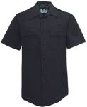 Fechheimer UD70R9586 Lapd Blue Mens Short sleeve Shirt 100% Wool Tropi
