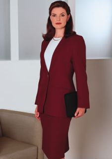 Fabian Couture Group International 2215C Women's Cardigan Blazer