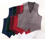 Fabian Couture Group International 2023VL, 5 Button Long Length Vest