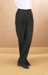 Fabian Couture Group International 2225P 2225P Comfort Waist Pleated Trouser