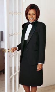 Fabian Couture Group International 3002CL Single Breasted Notch Tuxedo Jacket