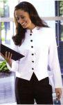 Fabian Couture Group International 3005CL 3005CL Mandarin Collar Stewards Jacket