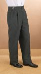 Fabian Couture Group International 6011P 55/45 Poly/Wool Morning Strip Trouser