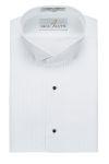 Fabian Couture Group International 901 901 Men's Pleat Tuxedo Shirt