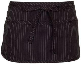 Fame Fabrics F9RB Three Pocket Waist Rounded Bottom Apron