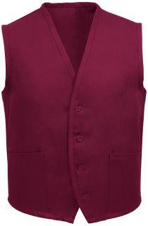 Fame Fabrics V65 Two-Pocket Unisex Vest