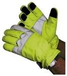 Gloves For Professionals 470 Hi-Vis Traffic Control Gloves
