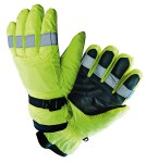 Gloves For Professionals 475 Super Duty Hi-Vis Traffic Gloves