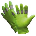 Gloves For Professionals 480 4-Way Stretch Hi-Vis Gloves