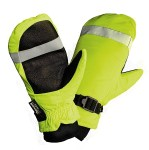 Gloves For Professionals 485 Super Duty Hi-Vis Traffic Mittens