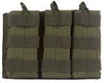 GH Armor Systems  GH-APKT-TM416OT GH-APKT-TM416OT Triple M4/M16 Open Top Mag