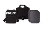 GH Armor Systems  GH-ASK-2 GH-ASK-2 Active Shooter Kit | MOLLE Plate Harness¸ Two 10x12' Level IV Plates