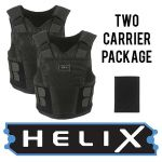 GH Armor Systems  GH-HELIX-II-S-2 GH-HELIX-II-S-2 HeliX II HX02 Package (Female)