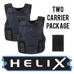 GH Armor Systems  GH-HELIX-IIIA-M-2 GH-HELIX-IIIA-M-2 HeliX IIIA HX02 Package (Male)
