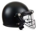 GH Armor Systems  GH-HR1-RT2 GH-HR1-RT2 Riot Helmet - Riot Style¸ Faceshield¸ Beak Seal¸ Steel Face Guard