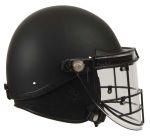 GH Armor Systems  GH-HR1-TAC3 GH-HR1-TAC3 Riot Helmet - Tactical Style¸ Faceshield¸ Beak Seal¸ Steel Face Guard