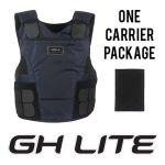 GH Armor Systems  GH-LITE-II-M-1 GH-LITE-II-M-1 Lite II Package (Male)