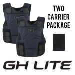 GH Armor Systems  GH-LITE-II-M-2 GH-LITE-II-M-2 Lite II Package (Male)
