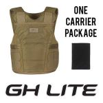 GH Armor Systems  GH-LITE-II-S-1 GH-LITE-II-S-1 Lite II Package (Female)