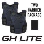 GH Armor Systems  GH-LITE-II-S-2 GH-LITE-II-S-2 Lite II Package (Female)