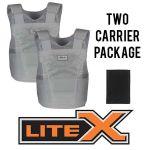 GH Armor Systems  GH-LITEX-II-M-2 GH-LITEX-II-M-2 LiteX II LX02 Package (Male)