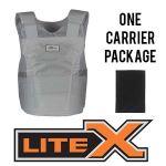 GH Armor Systems  GH-LITEX-II-S-1 GH-LITEX-II-S-1 LiteX II LX02 Package (Female)