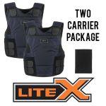 GH Armor Systems  GH-LITEX-II-S-2 GH-LITEX-II-S-2 LiteX II LX02 Package (Female)